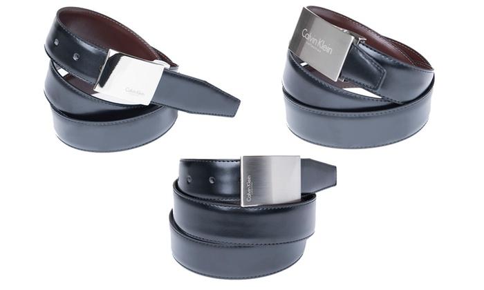 4409d0613f7e Calvin Klein Ceintures cuir   Groupon Shopping