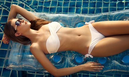 Brazilian Wax at Timeless Beauty Salon & Spa (Up to 44% Off). Two Options Available.