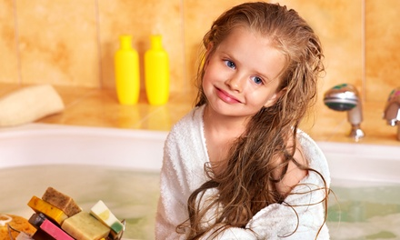 One or Two Mani-Pedis or Pajama or Spa Party for Up to Eight at Spa For Kids (Up to 57% Off)