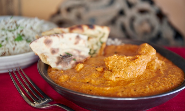 Punjab Kitchen Indian Restaurant - Kissimmee: Indian Food at Punjab Kitchen Indian Restaurant (Up to 42% Off). Two Options Available.