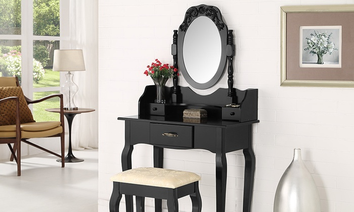 Lilly, Rose or Ella Dressing Table 2