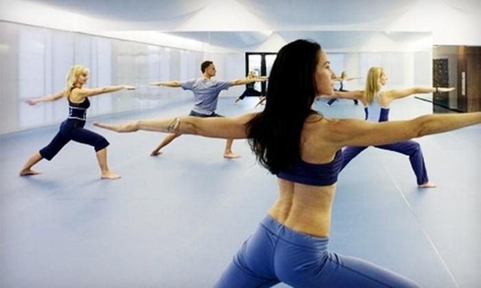 Yoga Deva - Spectrum Falls Professional Park Condominium: $35 for 10 Classes or One Month of Unlimited Classes at Yoga Deva ($139 Value)