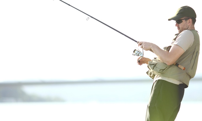 Fisher Charters LLC - Danbury: $330 for $600 Worth of Fishing — Fisher Charters LLC