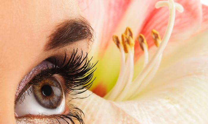 Lash Natural - Lash Natural: Full Set of Eyelash Extensions at Lash Natural (50% Off)
