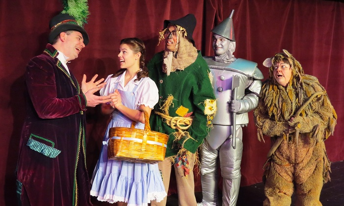 """The Wizard of Oz"" - Other Voices Theatre: ""The Wizard of Oz"" at Other Voices Theatre on February 27–March 8 (Up to 44% Off)"