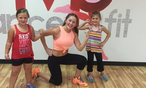 Mvp Dance Fit: Four Weeks of Membership and Unlimited Fitness Classes at MVP Dance Fit (69% Off)