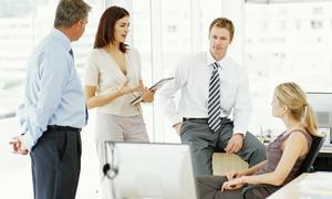 Venturis Enterprises: Business Consulting Services at Venturis Enterprises (45% Off)