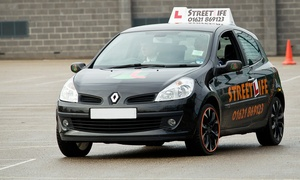 Street Life Young Driver Education: Driving Lesson and Educational Talk for Under 17s for £19 at Street Life Young Driver Education (46% Off)