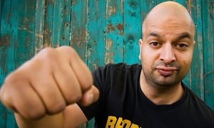 Underscore Productions: Underscore Productions: Monty Scott or Ali Hassan Standup Shows at Tequila 185 (Up to 50% Off)