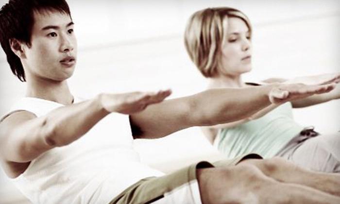 PilatesCircle - Niagara Falls: 3, 5, or 10 Pilates Mat Classes at PilatesCircle in Niagara Falls (Up to 58% Off)