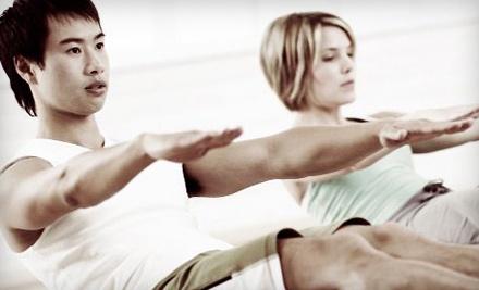 3 Pilates Mat Classes (a $60 Value) - PilatesCircle in Niagara Falls