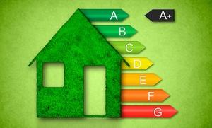 Certificado de eficiencia energética para viviendas y locales por 59,90 €