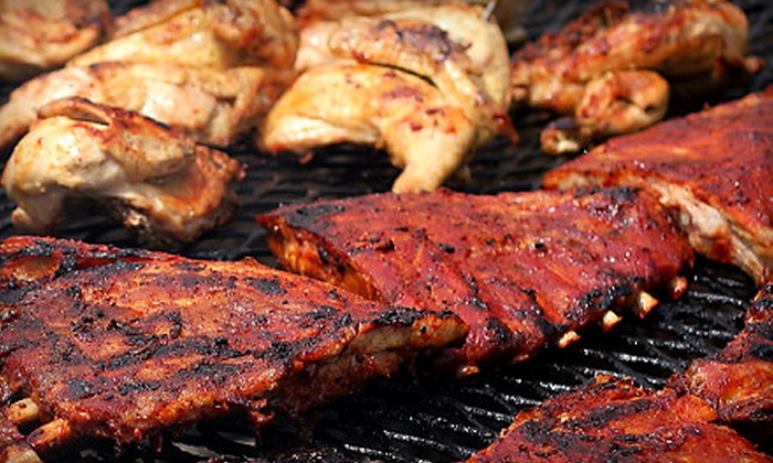 Atlanta Bar-B-Q Club - Oakhurst: BBQ 101 Cooking Class and Barbecue-Club Membership for One or Two from Atlanta Bar-B-Q Club (Up to 76% Off)