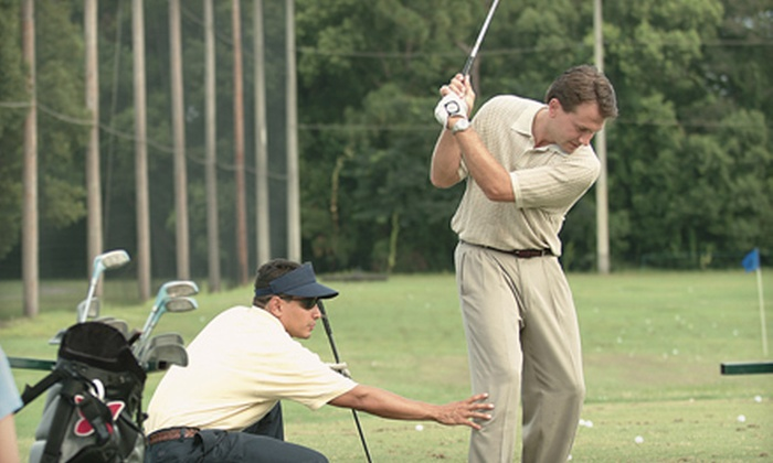 Prescott Golf Instruction - Multiple Locations: $59 for Two 60-Minute Private Golf Lessons from Prescott Golf Instruction ($120 Value)