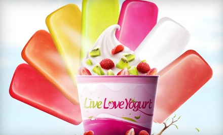 $20 Gift Card to Live Love Yogurt - Live Love Yogurt in Lauderhill