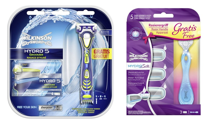 Maquinillas de afeitar Wilkinson | Groupon