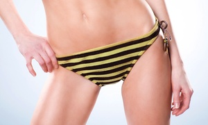 Estética Day Spa: One, Three, or Five Bikini Waxes at Estética Day Spa (Up to 59% Off)