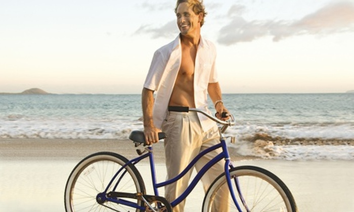 Beachbikes - Hermosa Beach: Full Tune-Up for One Cruiser or Multispeed Bike at Beachbikes (Up to 67% Off)