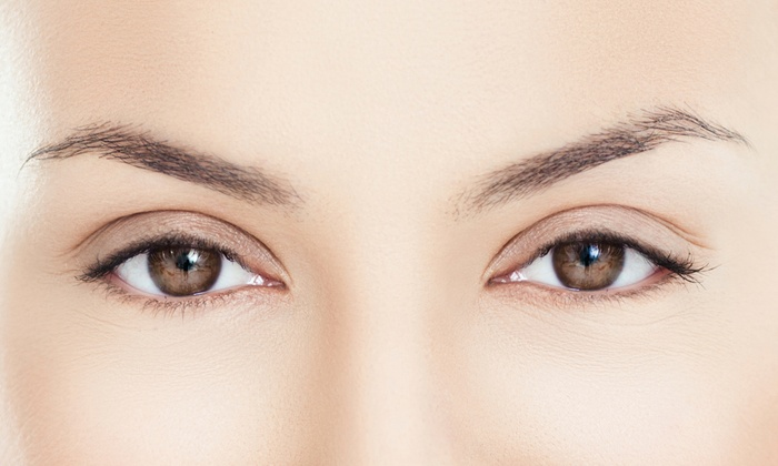 International Eyebrows - City Center: One or Three Eyebrow-Threading Sessions at International Eyebrows (40% Off)