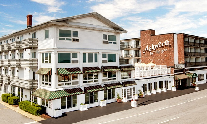 Ashworth by the Sea - Hampton, NH: 1-Night Stay in a King Standard Room with Dining Credit at Ashworth by the Sea in Hampton, NH