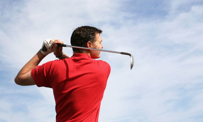 Blake Brown - Riverbend Golf Course: One or Two Private Golf Lessons with Swing Analysis or Group Lesson with PGA Instructor Blake Brown (Up to 63% Off)