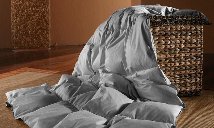 competitive price e8e36 71be2 Fino a 80% su Piumini colorati in piuma | Groupon