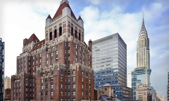 4-Star Hotel in Midtown Manhattan