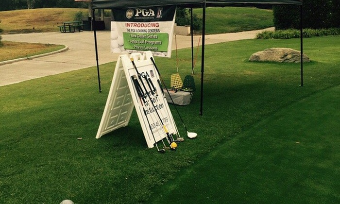 Pga Learning Centers - Golf Lessons - Pomona: A Golf Lesson from PGA Learning Centers Diamond Bar (50% Off)