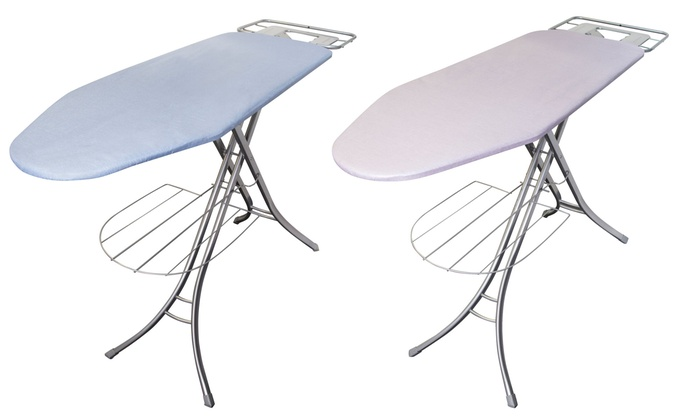 Morphy Richards Ironing Board with Garment Rack for £33.98