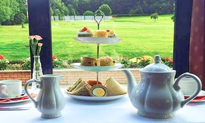 Wilton Golf Club - restaurant: Afternoon Tea with Optional Bubbly for Two or Four at Wilton Golf Club