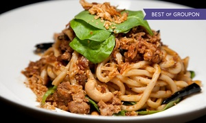 Drinks And New American Cuisine At Luna Park (up To 41% Off). Two Options Available.
