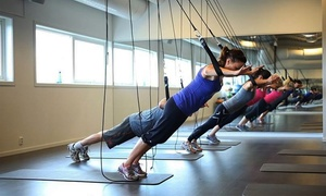 Sling Body Fitness: 5 Sling and/or Pilates Classes at Sling Body Fitness (72% Off)