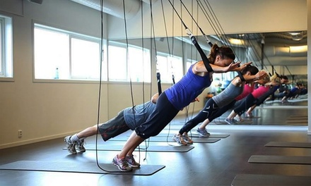 5 or 10 Sling Pilates Classes at Sling Body Fitness (Up to 80% Off)