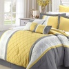 Chic Home Boltonia Oversized and Overfilled 8-Piece Comforter Set