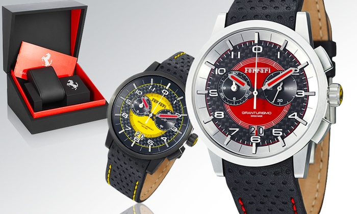 Ferrari Men's Watches: Ferrari Men's Watches. Multiple Styles Available. Free Shipping and Returns.