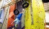 Up to 58% Off Indoor Climbing and Parkour
