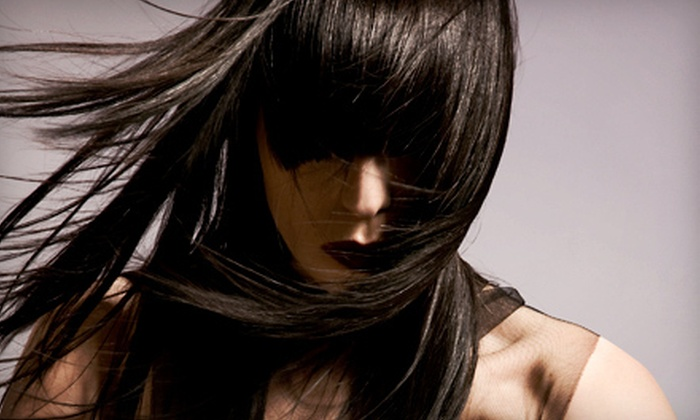 Kearns & Co. Hair - Summerhill: $39 for a Haircut, Deep-Conditioning Treatment, Blow-Dry, and Style at Kearns & Co. Hair ($115 Value)
