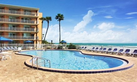 Groupon Deal: 2-, 3-, or 6-Night Stay for Two in an Ocean-View Room at Coral Sands Inn in Ormond Beach, FL