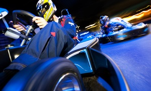 Teamworks Karting Head office: Teamworks Karting: 30-Minute Driving Experience from £13 (43% Off)