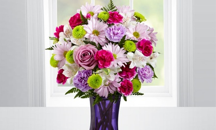 US$15 for US$30 Worth of Flowers and Gifts from FTD.ca