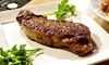 Supano's Steakhouse - Central Baltimore: Italian Cuisine Dinner for Two or Four People at Supano's Steakhouse (Up to 43% Off)