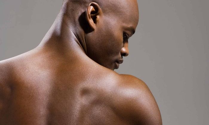 Michele's Massage & Aesthetics - South Scottsdale: Men's Body Waxing at Michele's Massage & Aesthetics (Up to 63% Off). Four Options Available.