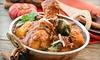 25% Cash Back at Diya Indian Cuisine