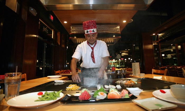 Tokyo Japanese Steak House - Multiple Locations: Japanese Dinner for Two or Four at Tokyo Japanese Steak House (Half Off)