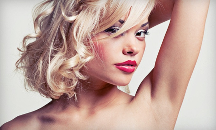 Sapphire Advanced Aesthetics - Plymouth - Wayzata: $129 for Six Laser Hair-Removal Treatments at Sapphire Advanced Aesthetics (Up to $900 Value)