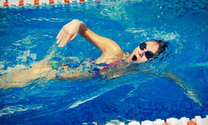 Sigma Performance Swimming - Multiple Locations: Four- or Eight-Week Swimming Class at Sigma Performance Swimming (Up to 81% Off). Six Options Available.