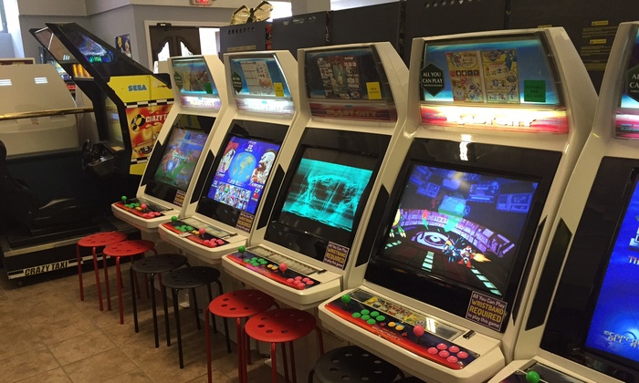Victory Pointe - Southside Flats: Arcade Games at Victory Pointe (40% Off)