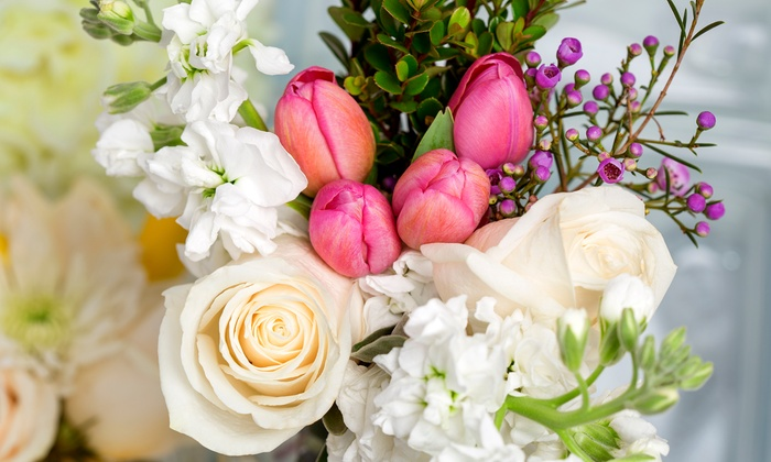 Open Market Flowers - Miami: $64 for $127 Groupon — Open Market Flowers