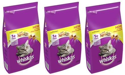 whiskas complete dry cat food