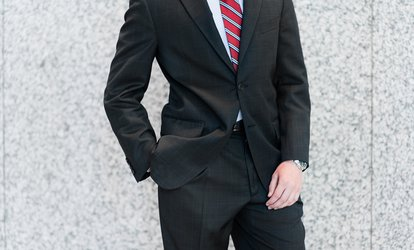 Fully Tailored Suit or Three Custom Shirts With Fitting Session at Peter Parvez (Up to 65% Off)
